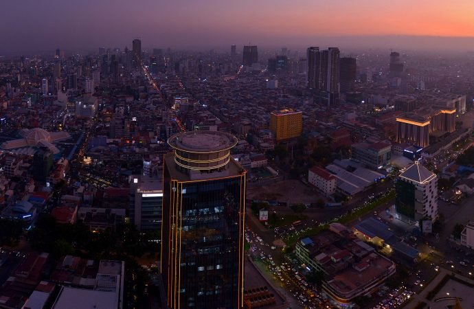 Building a Smart City: Mixed-use Development in Phnom Penh