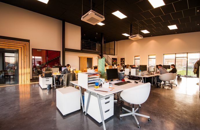 Office spaces of the future: Workspaces after COVID-19